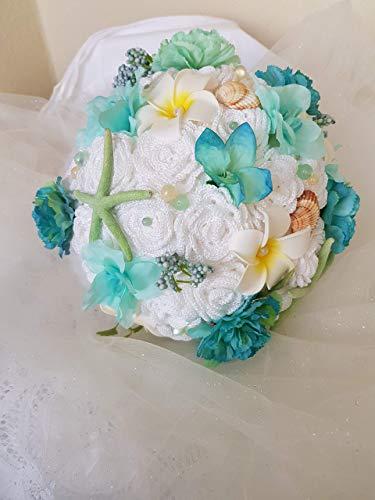 Bouquet Sposa Tiffany.Portafedi Matrimonio Bouquet Da Sposa Regalo Nascita Promessa