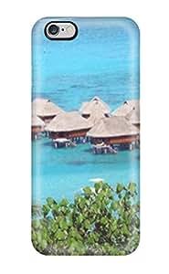 6882116K66831541 Case Cover, Fashionable Iphone 6 Plus Case - Beautiful Beach In Ocean Desktop
