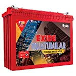 Exide Technologies exide EIT500B150AH 150Ah Battery (Red)