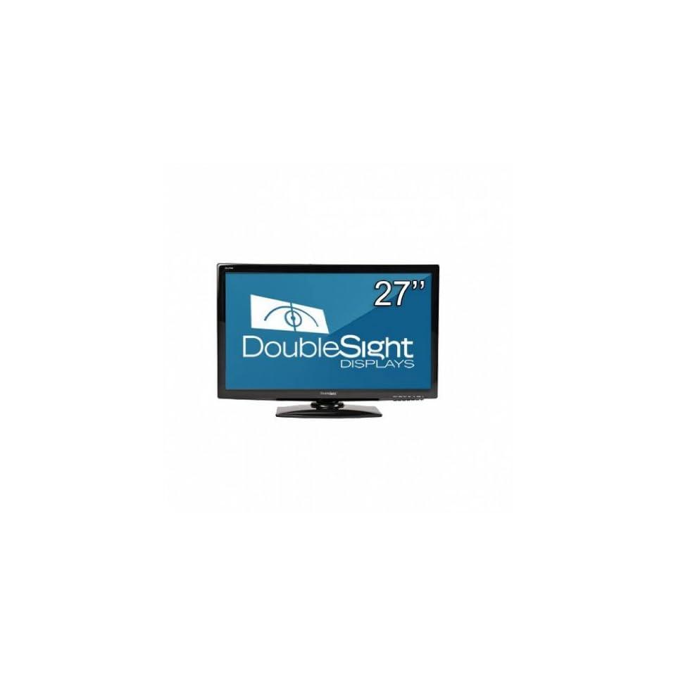 DoubleSight DS 279W 27 inch Widescreen 1,0001 6ms VGA/DVI/HDMI/DisplayPort LED LCD Monitor, w/ Computers & Accessories