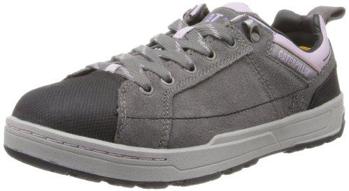 Caterpillar Women's Brode Steel Toe Work Shoe,Grey,5.5 M US