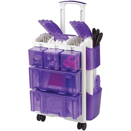 Wilton Decorate Smart Ultimate Rolling Tool Caddy