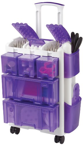 Wilton Decorate Smart Ultimate Rolling Tool Caddy by Wilton