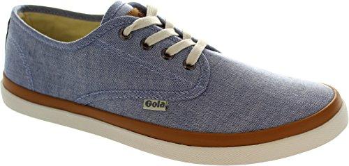 Gola  Seeker, Baskets mode pour homme gris gris