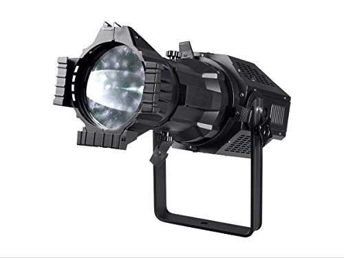 Monoprice Stage Right 200W COB LED Ellipsoidal (White 3200k, 26°) by Monoprice