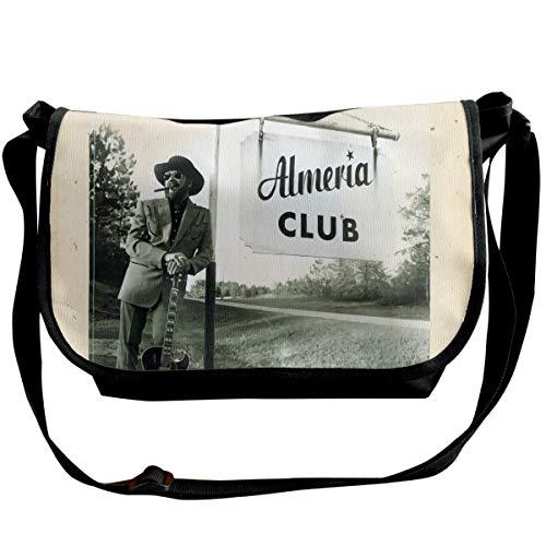 (Hank Williams Jr The Almeria Club Recordings Unisex,lightweight,durable,school Backpack,multi-function Backpack,Shoulder Bags,school Bag)
