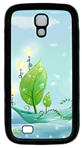 Cool Painting Samsung Galaxy I9500 Case and Cover -Beautiful Landscape PC Rubber Soft Case Back Cover for Samsung Galaxy S4/I9500