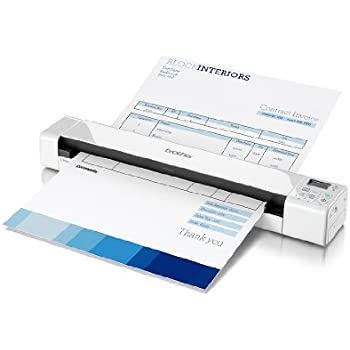 brother ds 920dw wireless duplex mobile color page scanner - brother ds 720d mobile duplex color page
