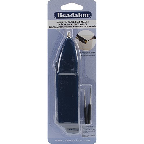 Artistic Wire Beadalon Bead Reamer, Battery Operated by Artistic Wire