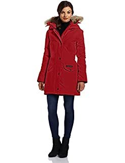 canada goose kensington down parka ladies slim outerwear