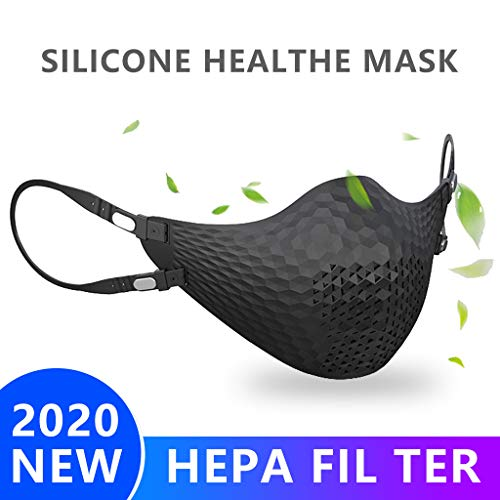 Silicone Bandana Face M Outdoor Protective Dustproof Face Guard Breathable Reusable Washable Face Protection for Women Men