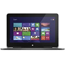"""Dell XPS 2-in-1 Ultrabook Laptop Computer - 11.6"""" Quad HD Touch-Screen - Intel Core i5 - 4GB Memory - 128GB Solid State Drive - Carbon Fiber"""