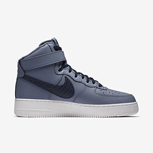 Nike Air Force 1 High 07 Lv8 Mens Style : 806403 Ashen Slate/Obsidian-summit White g3g8r
