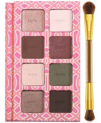 Tarte Cosmetics Eyeshadow Palette, Brains & Beauty - 8 Eyesh