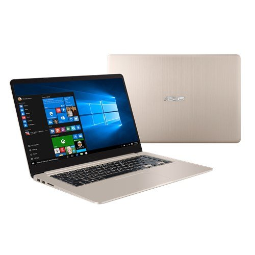 Asus VivoBook S15 i7 15.6 inch HDD+SSD Gold