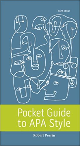 Amazon pocket guide to apa style ebook robert perrin kindle store ccuart Images