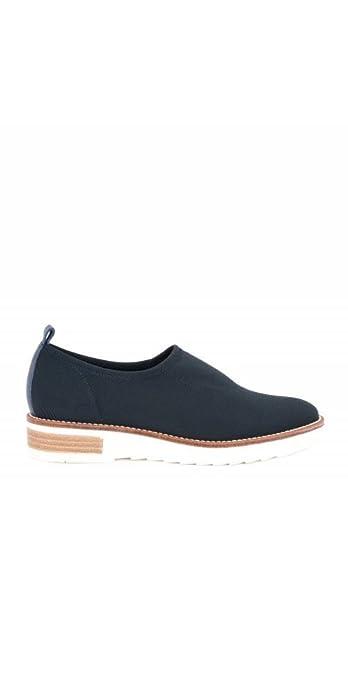 BARMINTON Lycra Zapatos BARMINTON Azul Marino Zapatos w8rwvfqT