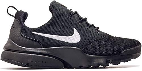 Homme Black 012 White de Chaussures Presto Fly Noir Fitness NIKE Se AqSYxUW