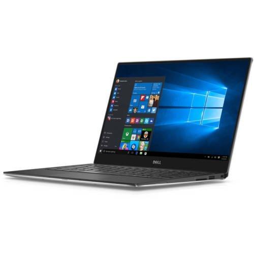 Dell XPS 13.3'' Full HD Touchscreen Flagship High Performance Ultrabook Laptop PC, Intel Core i5-6200U Dual-Core, 8GB RAM, 128GB SSD, WIFI, Bluetooth 4.1, Webcam, Windows 10