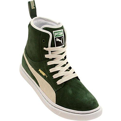 Puma Dr Clyde Mashup (vert Foncé / Blanc)