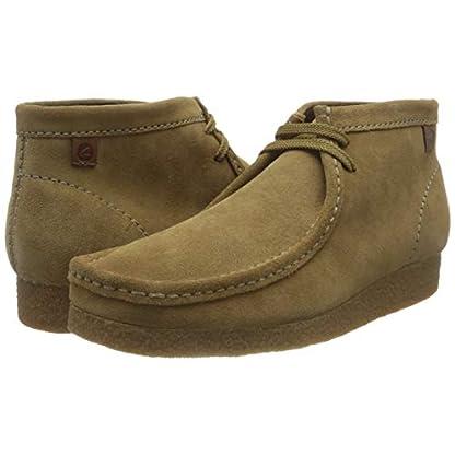 Clarks Men's Shacre Wallabee Boot Chukka 7