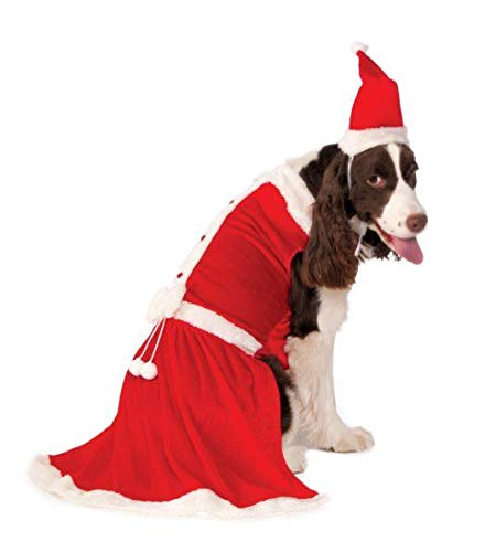 Rubies Big Dog Mrs.Claus Costume XXL (8 Pack)