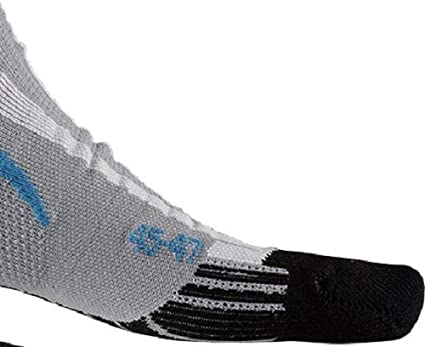 X-Socks Run Speed Two Chaussette Mixte Adulte