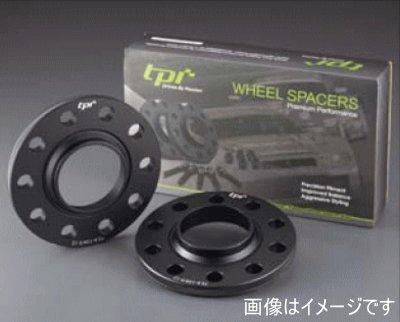 TPI BXSP055710134BC テーパープロホイールスペーサー 厚み5mm 2枚入り アウディ、フォルクスワーゲン用ブラックカラー B015K58D2Q