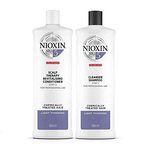 System 5 Cleanser & Scalp Therapy Duo 33.8 oz/ 1L ()