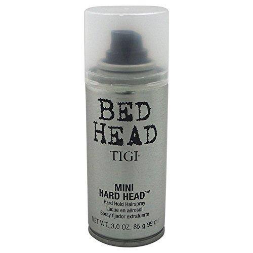 - Tigi Bed Head Hard Head Hair Spray, 3 Ounce
