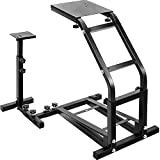 Minneer Racing Wheel Stand with V2 Support Game