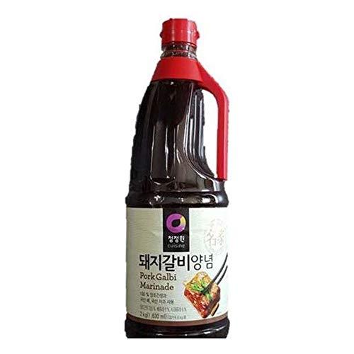 (Chungjungone Pork Galbi Marinade Sauce 2kg)
