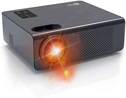 Amazon.com: Proyector Artlii 4500 LUX Full HD Home Theater ...