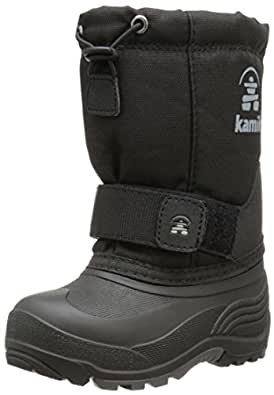 Amazon.com | Kamik Rocket Cold Weather Boot (Toddler