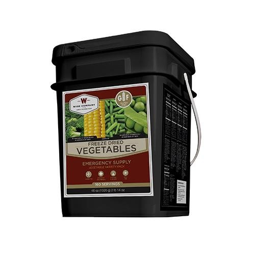 Wise-Foods-Freeze-Dried-Vegetable-160-Servings-Gluten-Free-Black