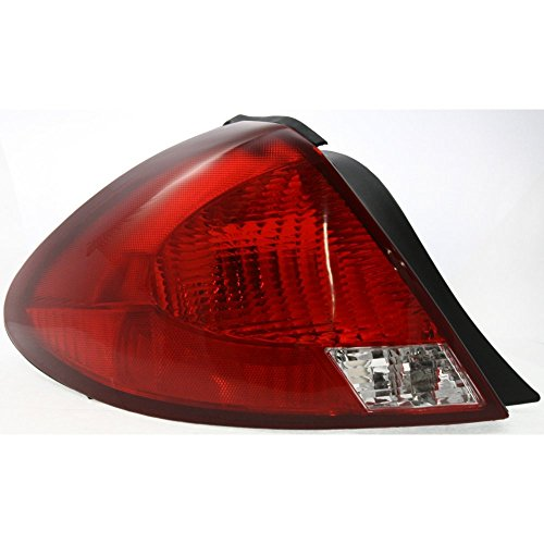 Tail Light for Ford Taurus 00-03 Lens and Housing Sedan Left Side