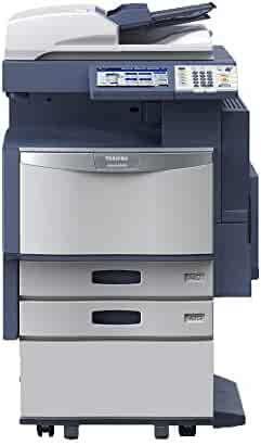 Toshiba E-Studio 4540c Color Laser Multifunction Printer/Copier/Scanner - 45ppm, 2 Trays