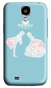 Samsung Galaxy S4 Case Best A Romanti Wedding Custom Unique Hard 9500 Cover
