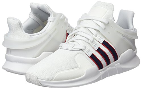 Navy Blanc Adv crystal White Homme Eqt Adidas scarlet collegiate Baskets Support qOxHgz