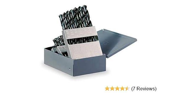 60 Piece Drill Blank Set Wire Gauge #1- #60