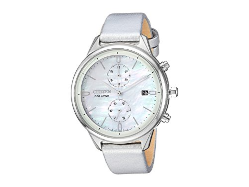 Citizen Watches Women's FB2000-03D Eco-Drive Silver One Size