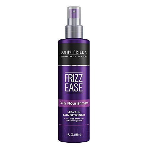 John Frieda Frizz Ease Daily Nourishment Leave-in Conditioner, 8 Ounces ()