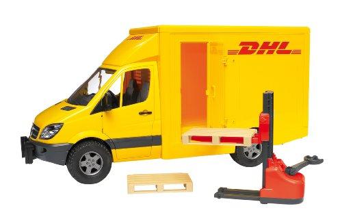 bruder-mb-sprinter-dhl-truck-with-hand-pallet-jack