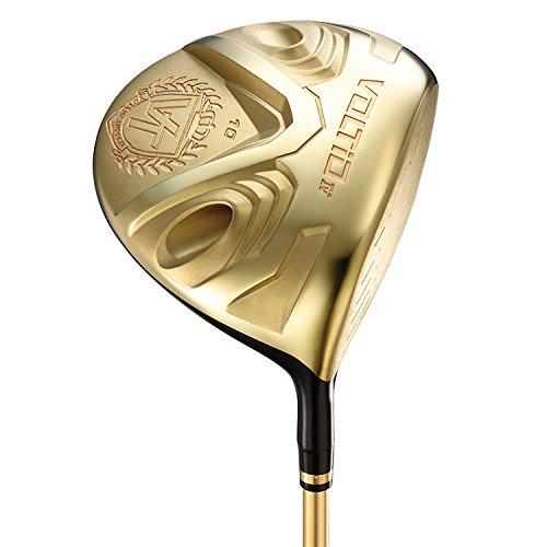 KATANA GOLF(カタナゴルフ) VOLTIO IV TOUR AD GOLD ドライバー グラファイトデザイン社製オリジナル Tour AD 400 カーボンシャフト B01HI5UXQU  R