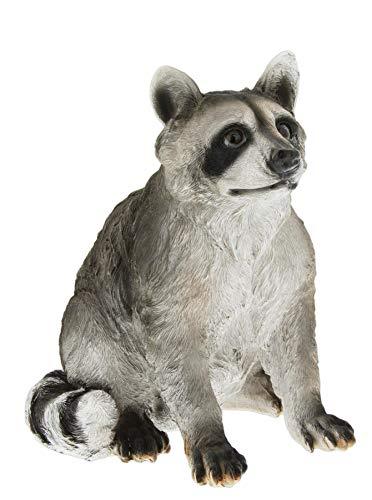 (Distinctive Designs Life-Like Resin Raccoon Statue,)