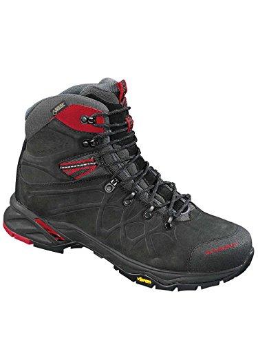 Herren Outdoor Schuh Mammut Mercury Advanced GTXÂ« Outdoor Shoes black-dark inferno