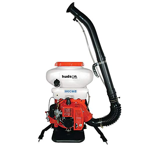 - Hudson 18539 3.75 Gallon 2.4 HP 2 Stroke Gas Powered Professional Bak-Pak Power Duster