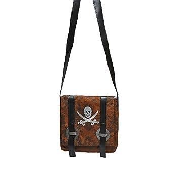 Zum Kostüm Handtasche Karneval Piratentasche Piratin Rubie's Fasching kNn08wOPX