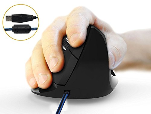 2.4GHz 2400DPI Optical Wired USB Gaming Mouse Mice With LED Light - 7