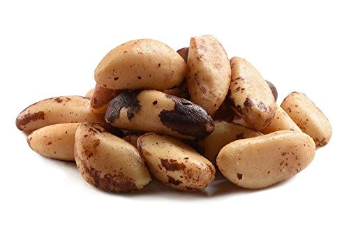 Home Roasted Nuts - Nut Cravings Brazil Nuts Roasted & Unsalted – Whole, Roasted, Unsalted, No Shell Brazilian Nuts – 32 Ounce